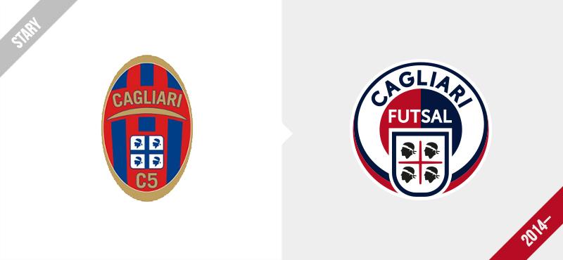 Cagliari Futsal logo branding