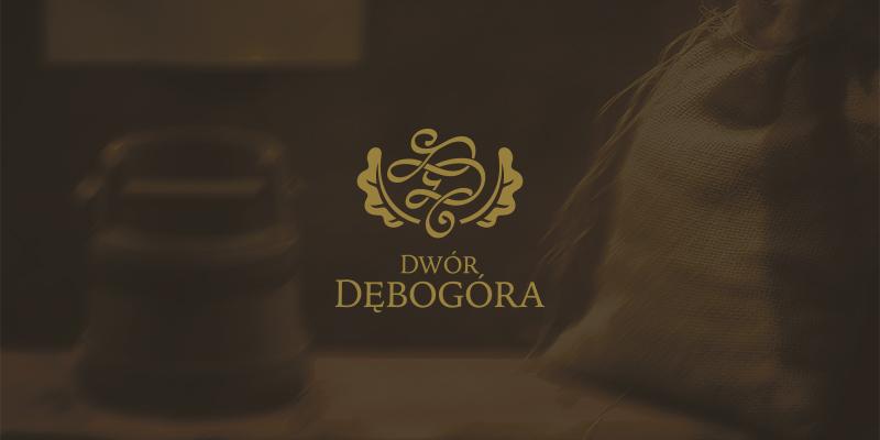 Debogora logo branding