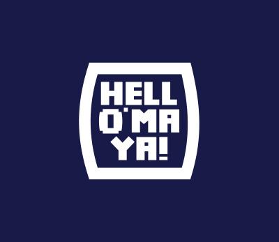 Hello Maya logo design by Kuba Malicki
