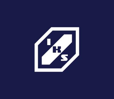 Klub IKS logo design by Kuba Malicki