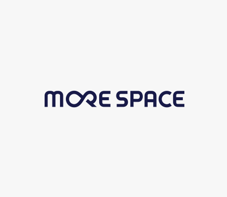 More Space logo branding