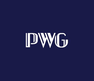 PWG logo design by Kuba Malicki