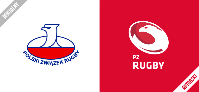 PZ Rugby / Polish Rugby logo redesign