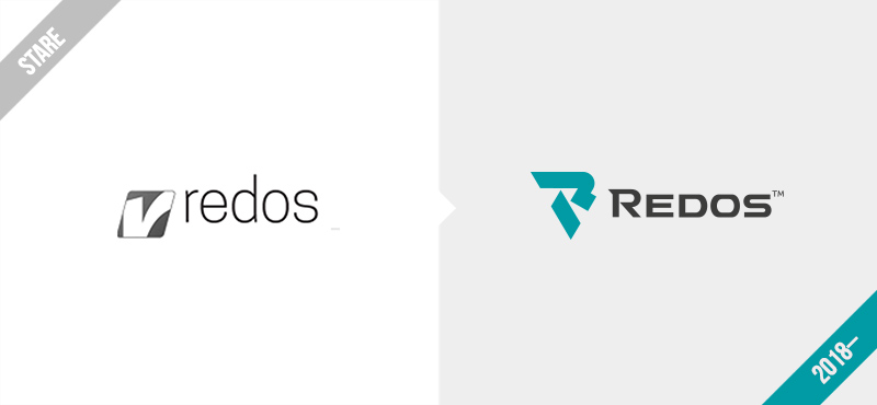 Redos logo rebranding