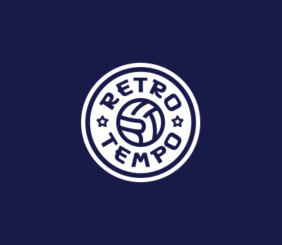 Retro Tempo logo design