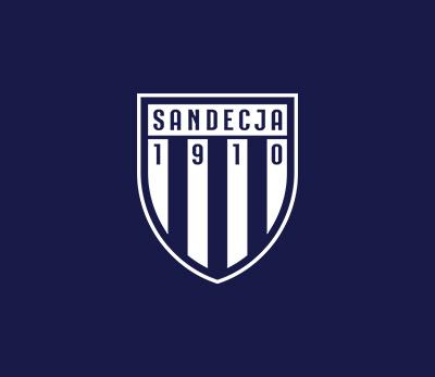 Sandecja Nowy Sącz logo design by Kuba Malicki