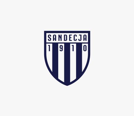 Sandecja logo rebranding
