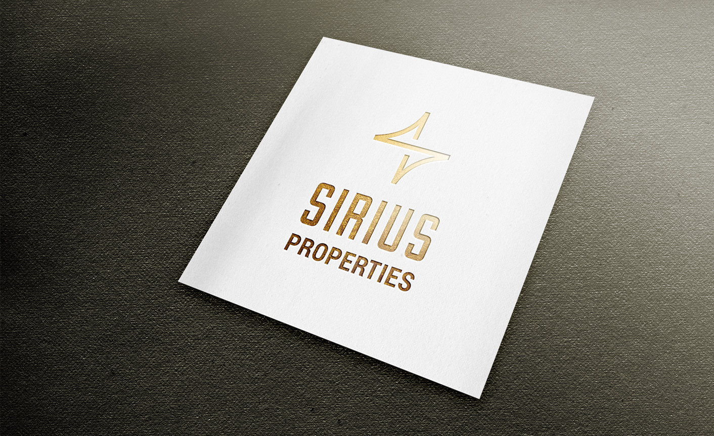 Sirius FIZ logo branding