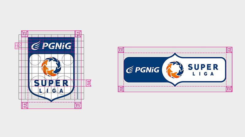 PGNiG Superliga logo branding