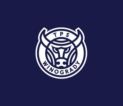 Winogrady Poznań logo design by Kuba Malicki