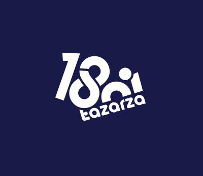 18 Dni Łazarza logo design by Kuba Malicki