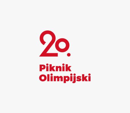 20. Piknik Olimpijski logo