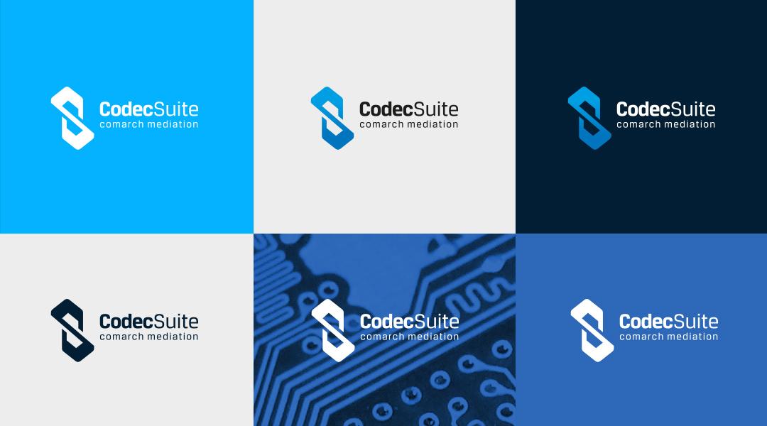 Codec Suite logo branding