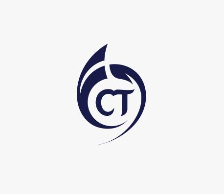 CT Chemie Technik logo branding