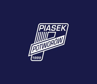 Piasek Potworów logo design by Kuba Malicki