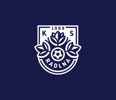 KS Radlina logo design by Kuba Malicki