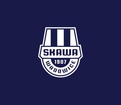 Skawa Wadowice logo design
