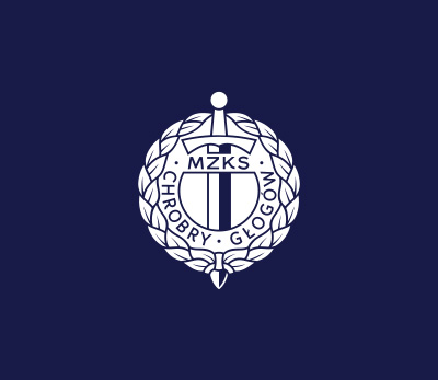 Chrobry Glogow logo by Kuba Malicki