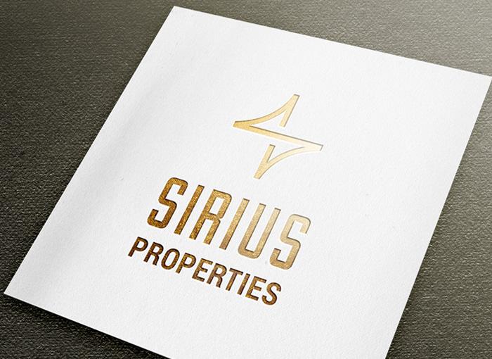 Sirius FIZ logo design