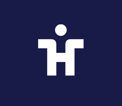 Homefans logo design