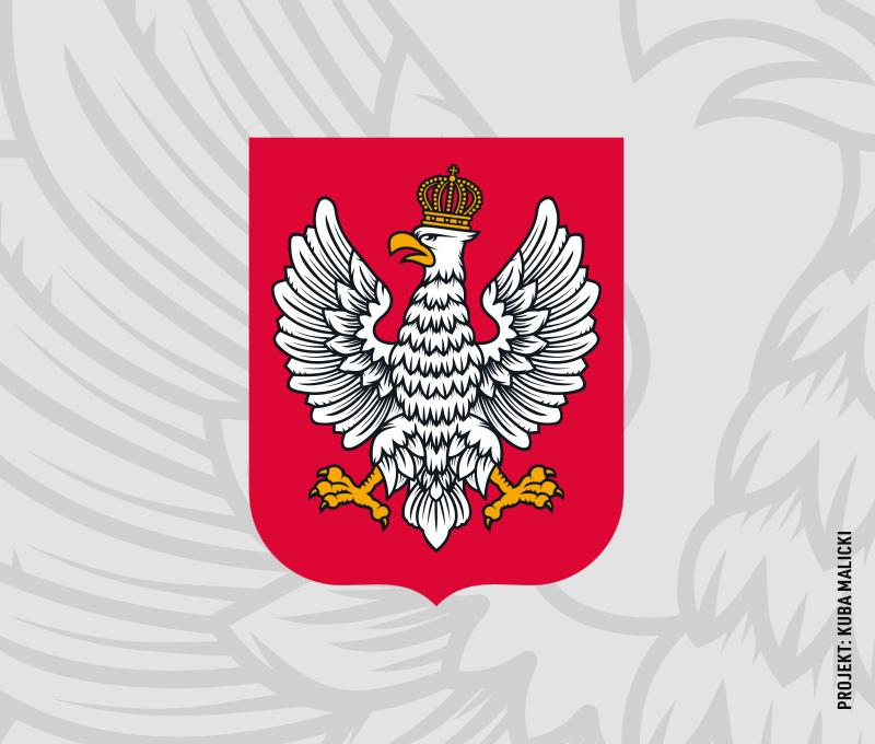 Biały Orzeł logo branding
