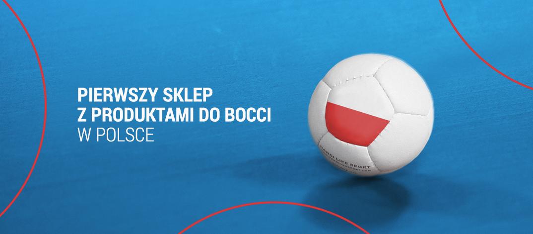Polska Boccia logo branding