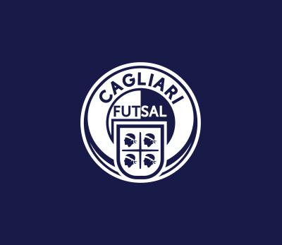 Cagliari Futsal logo design by Kuba Malicki