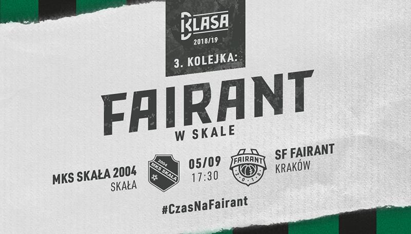SF Fairant Krakow logo branding