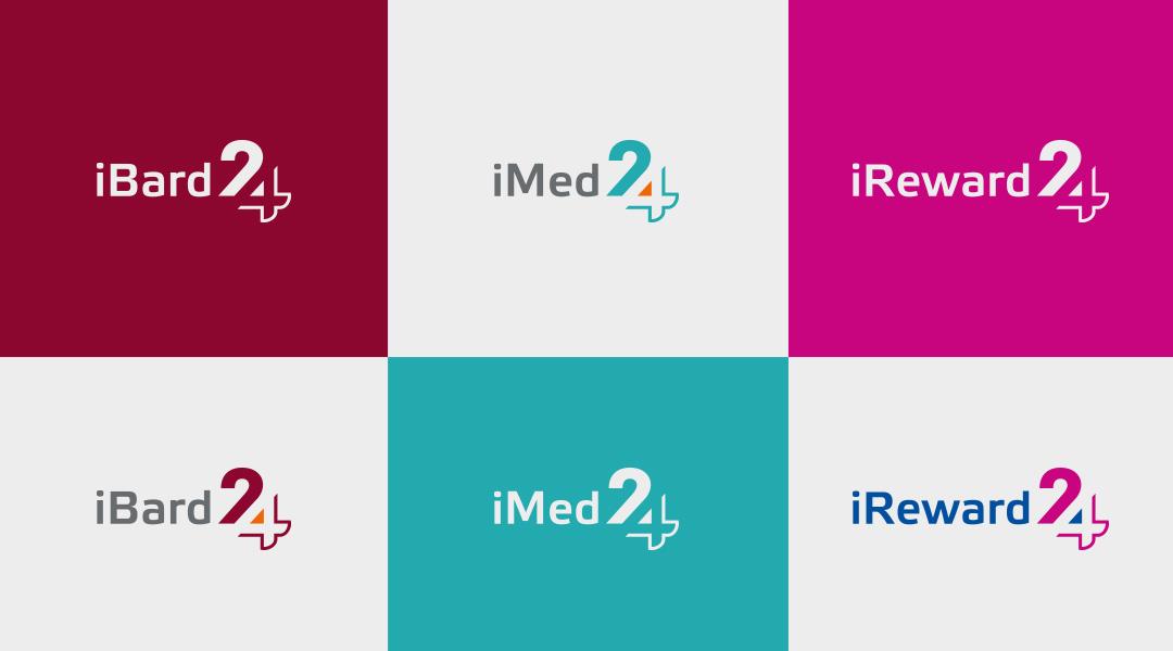 iMED logo branding
