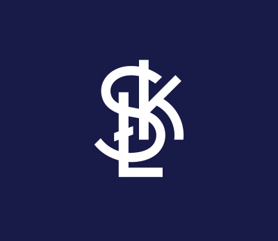 Łódzki Klub Sportowy logo design by Kuba Malicki