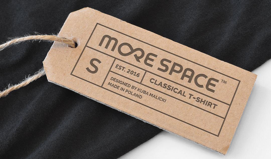 More Space logo branding
