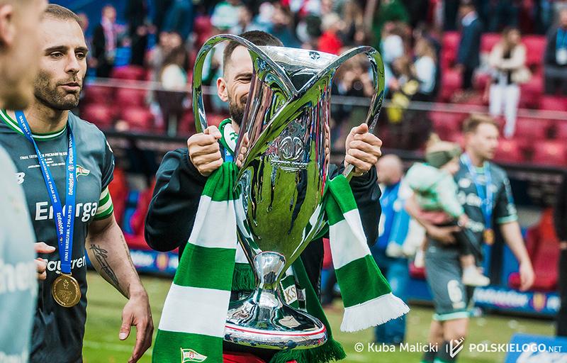 Polish Cup Design / Lechia Gdańsk Winner