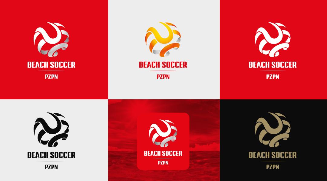 PZPN Beach Soccer logo