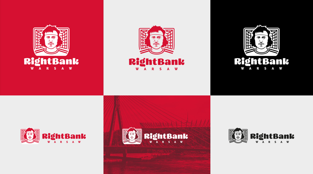 Right Bank Warsaw logo