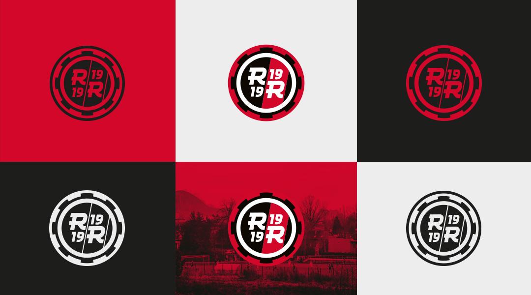Rymer Rybnik logo design