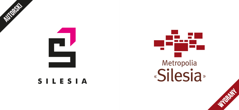 Silesia logo branding
