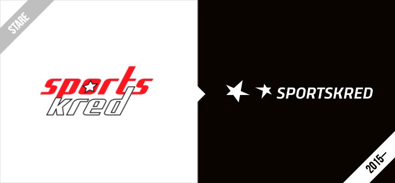 Sportskred logo branding