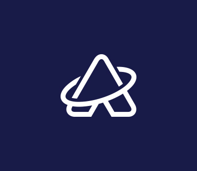 Akademia Comarch ICT logo design