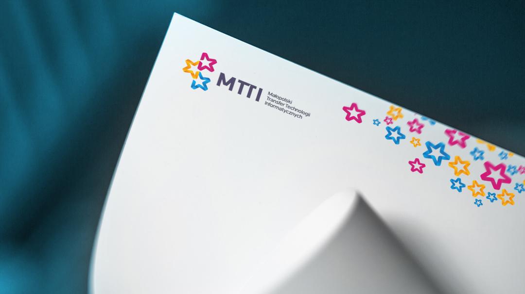MTTI logo design