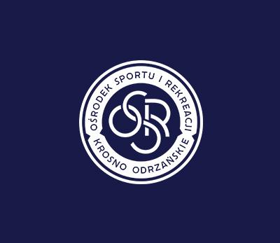 OSiR Krosno Odrzańkie logo design by Kuba Malicki