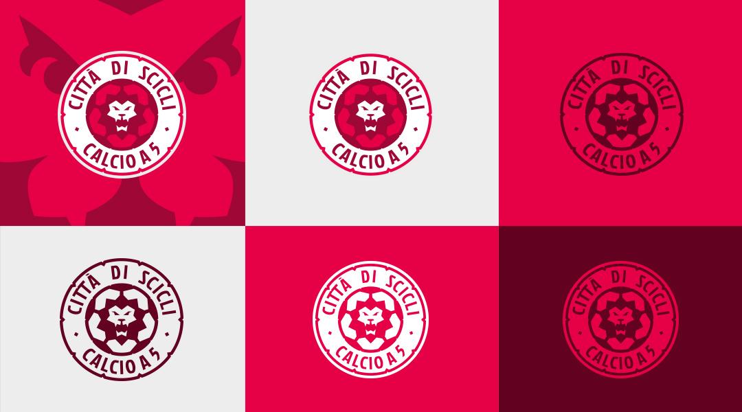 Citta di Scicli logo branding