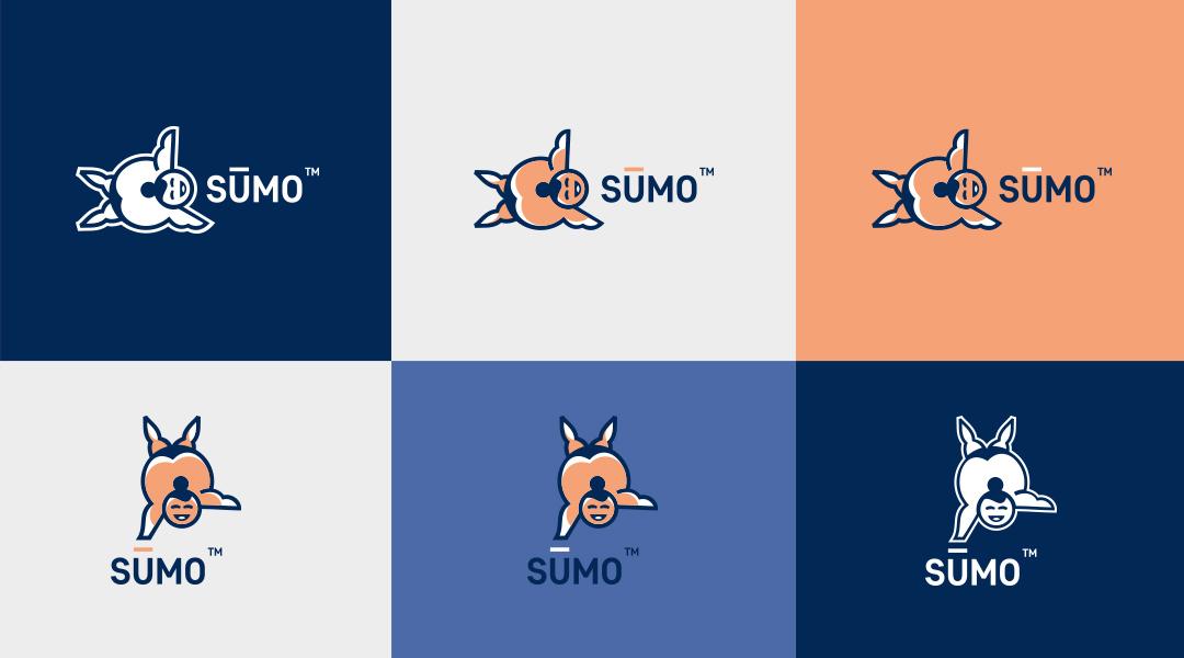 SUMO logo design