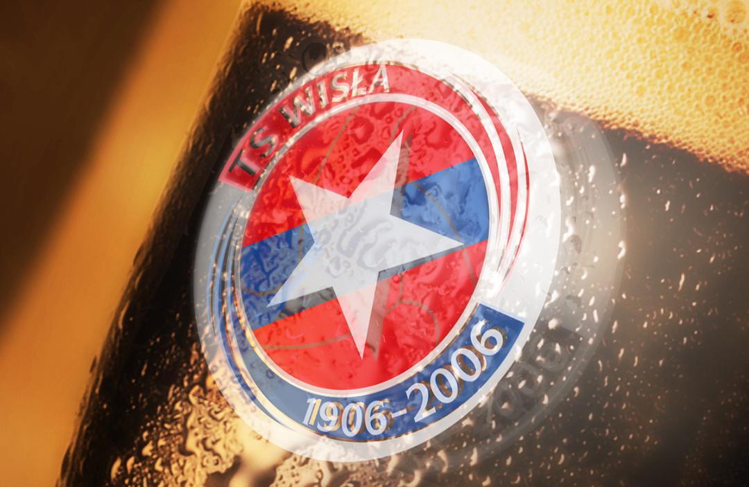 Wisla Krakow logo 100-years anniversary