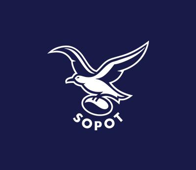 Ogniwo Sopot logo by Kuba Malicki