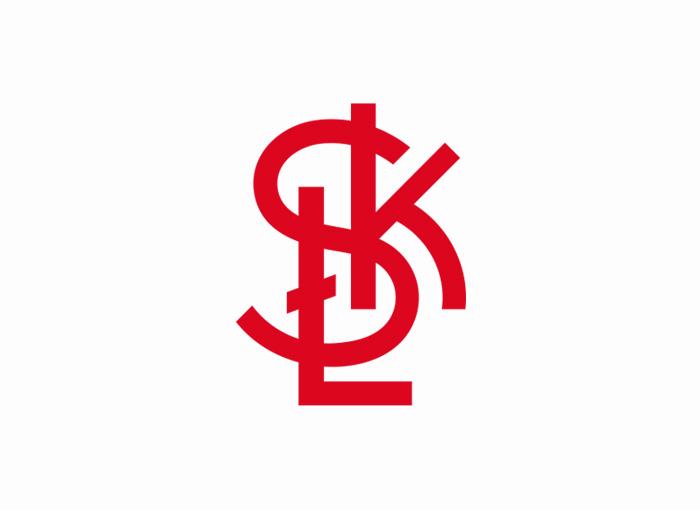 ŁKS logo redesign