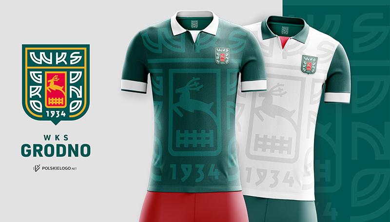 WKS Grodno kit design