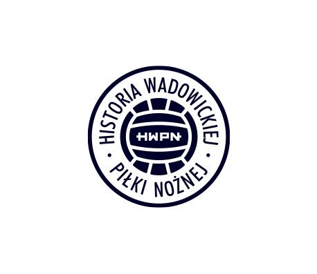 Historia Wadowickiej Piłki Nożnej logo