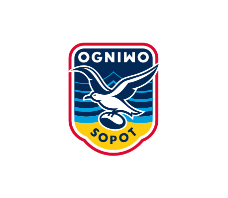 Ogniwo Sopot logo