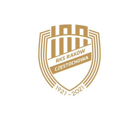Raków 100-lecie logo