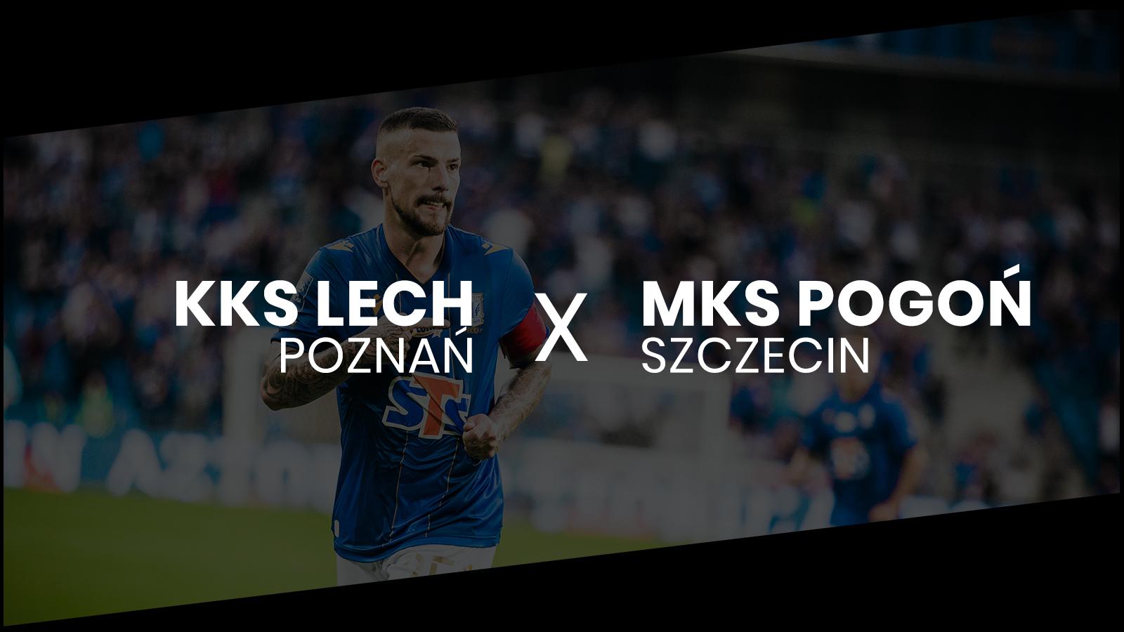 Lech Poznań - Pogoń Szczecin photo: Kuba Malicki